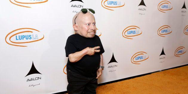 Verne Troyer à Los Angeles le 21 septembre