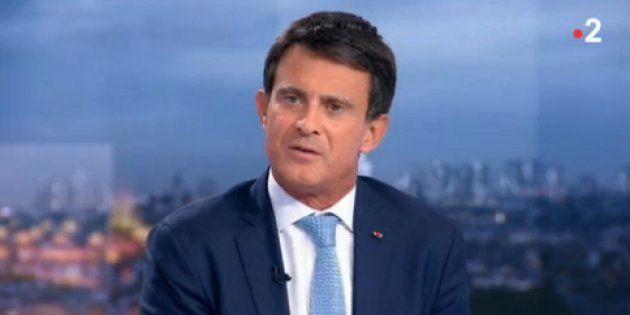 Manuel Valls répond à ceux qui l'accusent