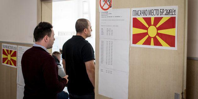Macédoine: Plus de 90%