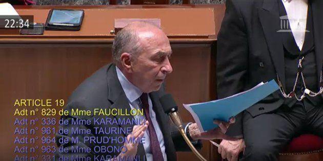 Génération Identitaire: Gérard Collomb condamne une