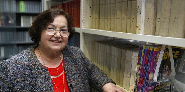 Françoise Héritier faisait remonter les origines de la domination masculine à la préhistoire (Le 11 mai 2004).