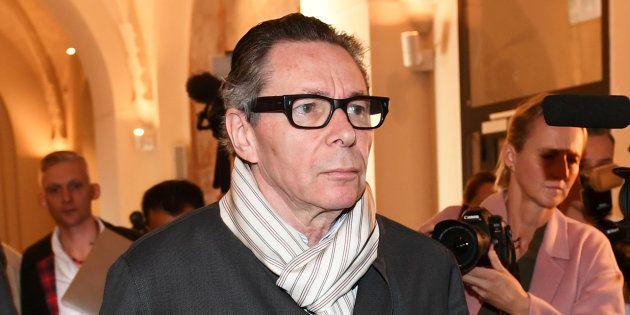 Le Français derrière le scandale Nobel condamné à deux ans de prison en Suède pour