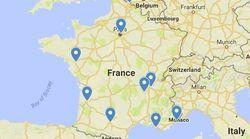 Coupe du monde de rugby 2023: les 9 stades français qui accueilleront