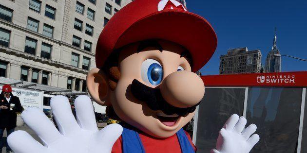 Super Mario Bros bientôt au cinéma dans un film