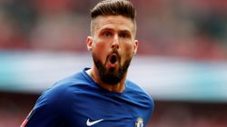 L'incroyable but de Giroud entre 4