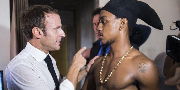 En faisant la leçon aux Français, Emmanuel Macron se giscardise et abîme son lien avec