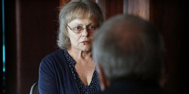 Muriel Robin dans le téléfilm consacré à Jacqueline Sauvage diffusé ce lundi sur