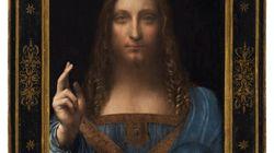 Ce tableau de Léonard de Vinci devient de très loin le plus cher au