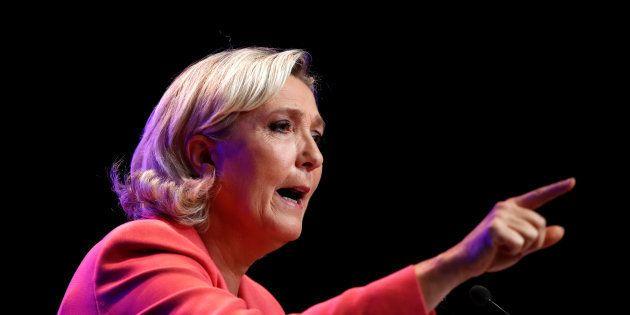 Marine Le Pen, taxée