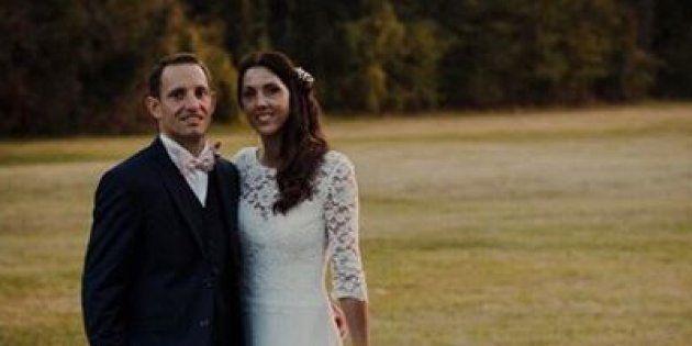 Renaud Lavillenie et Anaïs Poumarat se sont mariés à