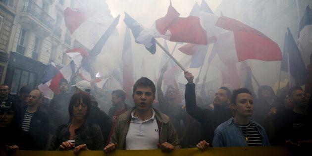 Génération identitaire, de persona non-grata aux agitateurs préférés du Front