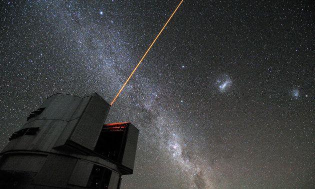 Des scientifiques ont envoyé un message dans l'espace (et rêvent d'une réponse dans moins de 25