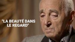 Moqué pour son physique à ses débuts, Aznavour y faisait