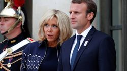 Brigitte Macron interdit la junk food à Emmanuel