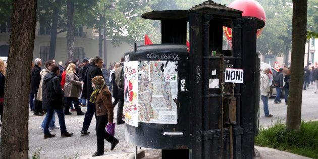 7 endroits insolites pour faire pipi tout en visitant Paris.