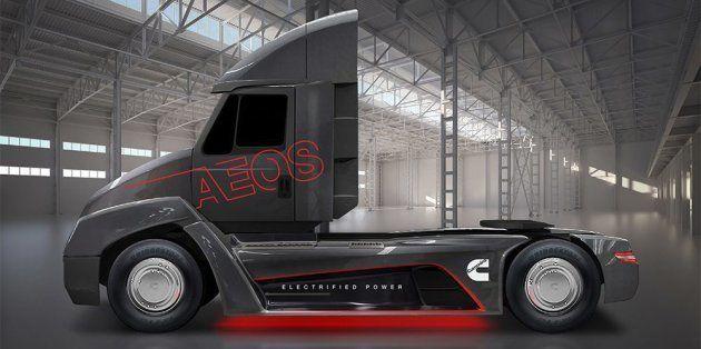 Avec ou sans Tesla, les camions de demain vont vous