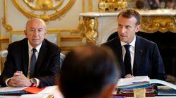 Collomb a présenté sa démission (mais Macron l'a