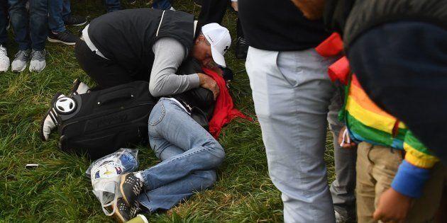 La femme qui a été atteinte par une balle de golf pendant la Ryder Cup a perdu la vue de l'œil