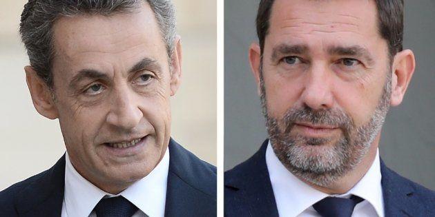 Castaner, patron de LREM et ministre? Pourquoi le précédent Sarkozy n'est pas très