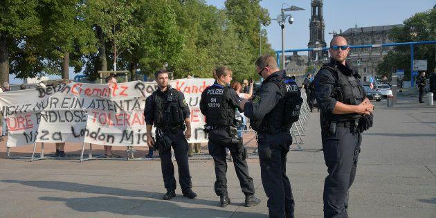 Un groupuscule terroriste néonazi démantelé en Allemagne deux jours avant son passage à l'acte (photo