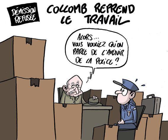 Ce que faisait Gérard Collomb lorsqu'Emmanuel Macron a refusé sa