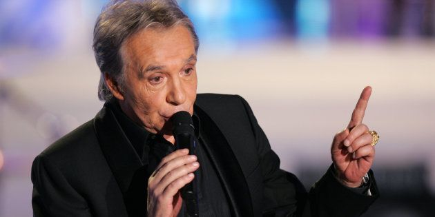 Michel Sardou est contre le contre le consentement sexuel à 13 ans et donne un exemple très