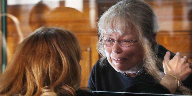 Muriel Robin incarne Jacqueline Sauvage dans le téléfilm événement de TF1 diffusé le lundi 1er