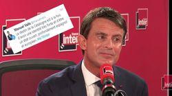 Le CM de Valls a fait une belle boulette sur l'indépendance de la