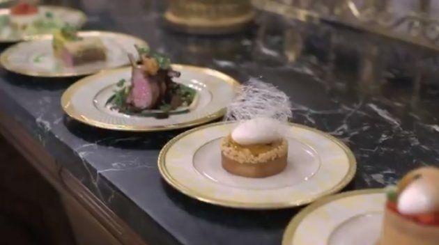 Ce qu'Emmanuel Macron et Donald Trump mangeront pendant le dîner