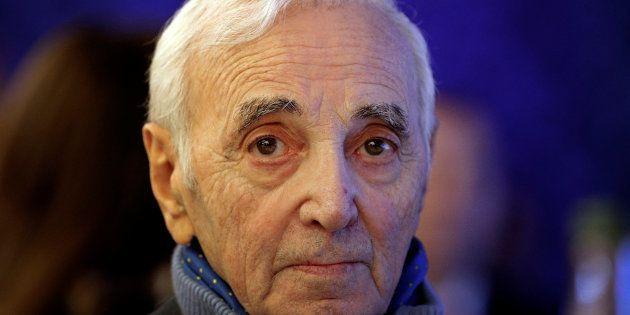Charles Aznavour a été retrouvé mort à son domicile de Mouriès, dans les Alpilles, lundi 1er