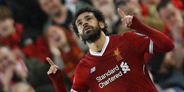 Liverpool - AS Rome: Portés par un Salah exceptionnel, les Reds s'imposent largement en Ligue des