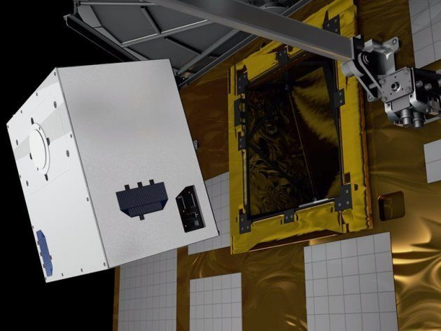 Mascot, robot franco-allemand, a atterri sur un astéroïde après plus de 3 ans de