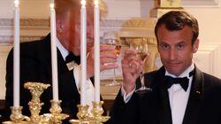 Macron a bien fait rire les Américains... en se moquant des