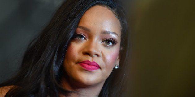 Rihanna présente lors de
