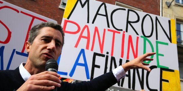 François Ruffin apporte un vibrant soutien à Elise Lucet, mise en