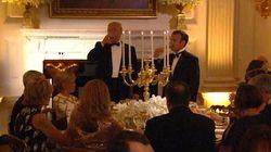 Les images du très chic dîner à la Maison Blanche en l'honneur des