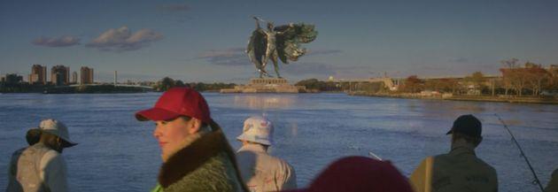 La Statue de la Liberté en