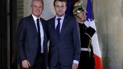 Rugy hausse (poliment) le ton face à Macron: