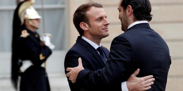 Saad Hariri remercie la France pour