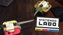 À peine sortis, les Nintendo Labo sont déjà
