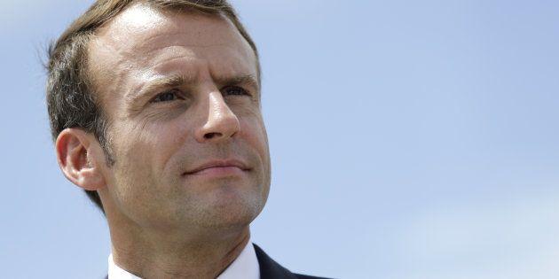 La popularité de Macron augmente (un tout petit peu) - SONDAGE