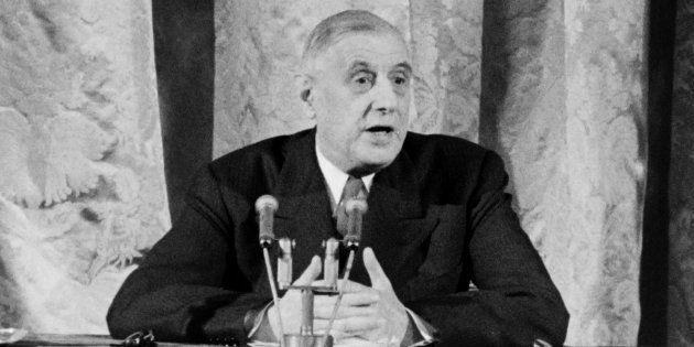 Le Général de Gaulle, président préféré des Français (et de loin) - SONDAGE