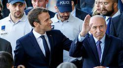 Pour Macron, la démission de Collomb est une