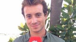 Hugo Clément annonce qu'il quitte