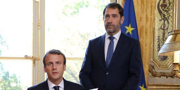 3d8f5479043 Emmanuel Macron peut-il vraiment se passer de Christophe Castaner au