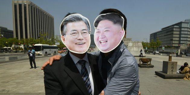 Ce qu'un traité de paix changerait pour les deux Corées officiellement en guerre depuis