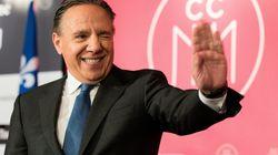 Le nouveau Premier ministre québécois rejette le soutien de Marine Le