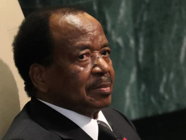 Paul Biya en septembre
