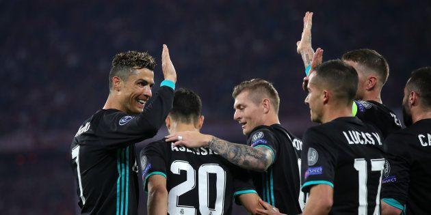 Le Real Madrid a fait un grand pas vers la qualification à Munich le 25 avril