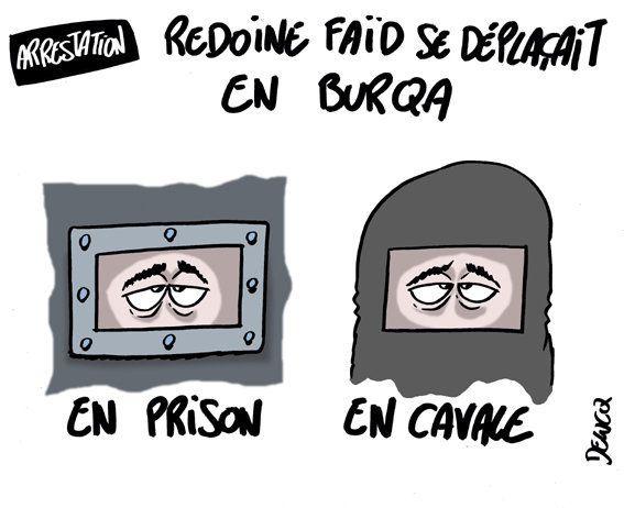 Le retour à la case prison de Redoine Faïd ne devrait pas lui changer la
